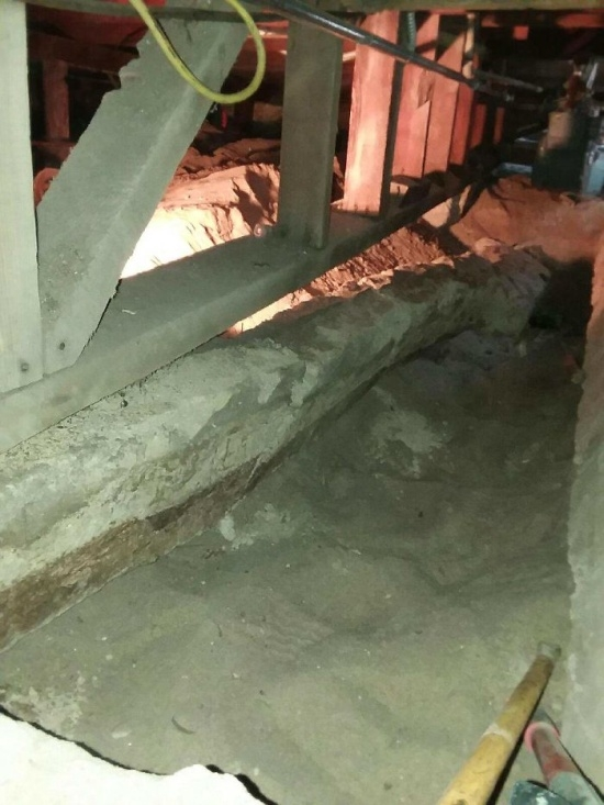 Худший кошмар строительного инспектора