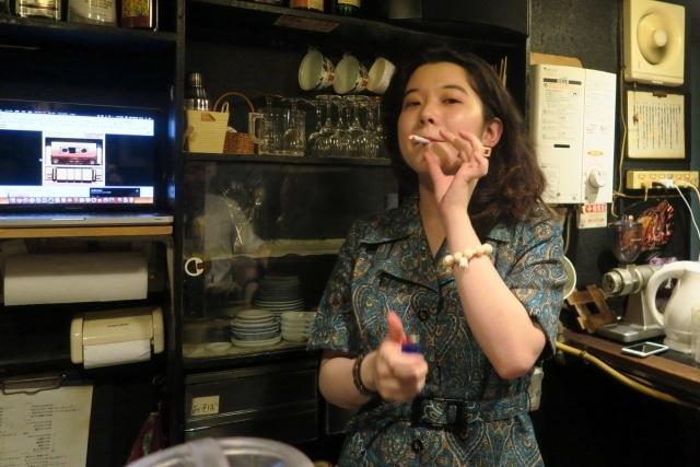 Необычные правила для курильщиков в Японии