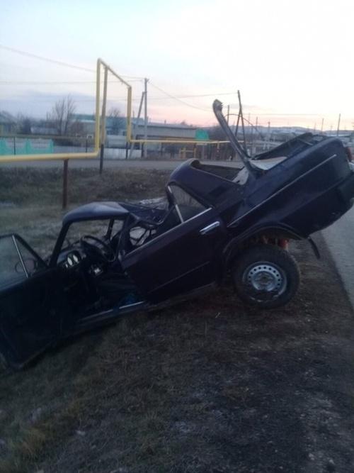 Водитель из Татарстана пожертвовал своим авто, чтобы спасти котика