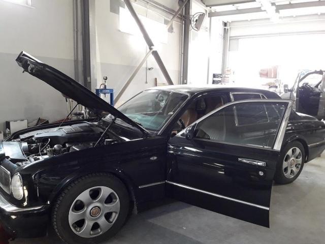 Роскошный Bentley на газу: теперь вы видели всё