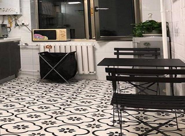Необычный дизайн квартиры-студии в Пекине