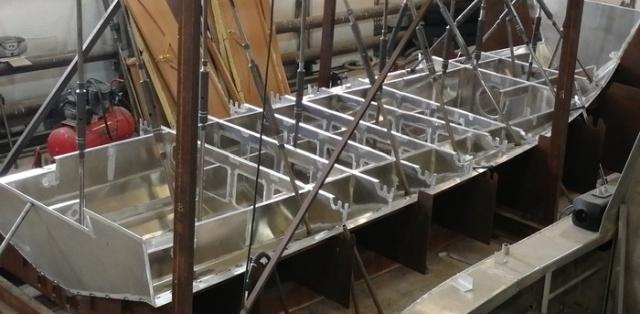 Изготовление быстроходной лодки своими руками