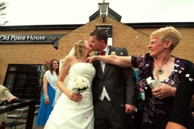 Запоминающиеся свадебные снимки