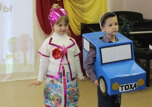 Новогодние костюмы, за которые дети точно отомстят родителям, когда вырасту ...