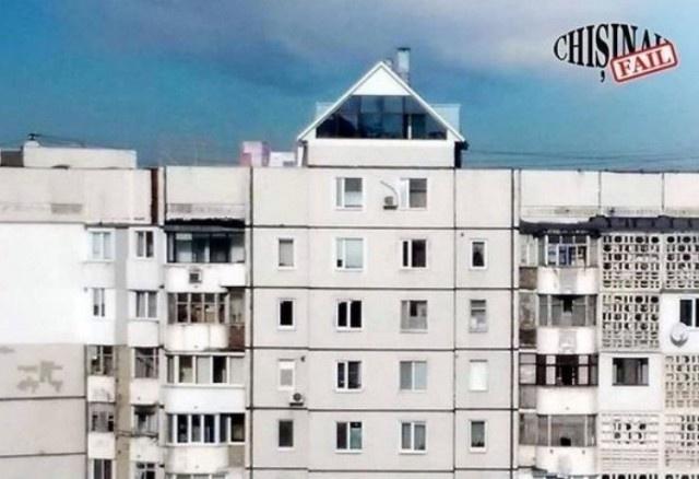 Забавные снимки, которые были сделаны в Молдове