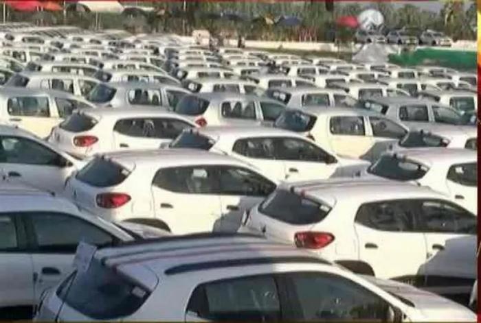 Алмазный магнат подарил сотрудникам своей компании 600 новеньких автомобилей