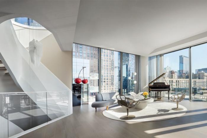 Пентхаус в Нью-Йорке стоимостью $50 миллионов