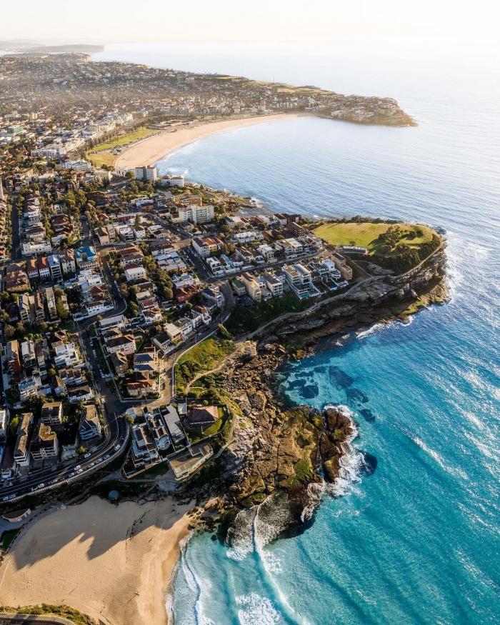Австралия сверху: аэрофотоснимки Честера Си