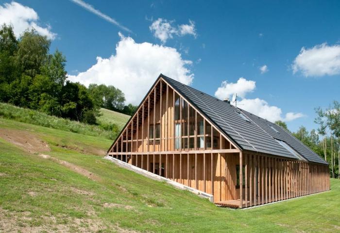 Два дома для отдыха в Чехии