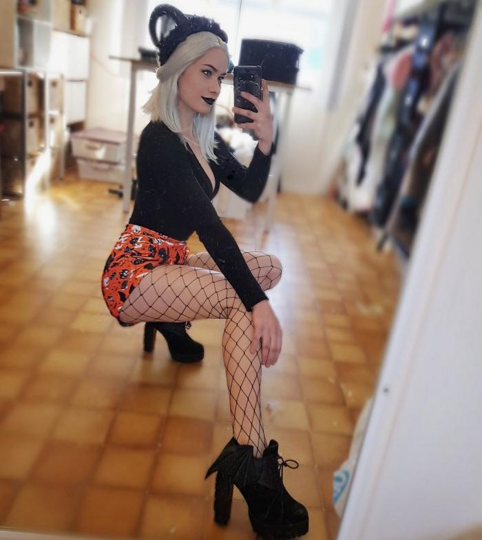 Самая сексуальная косплеерша Австралии