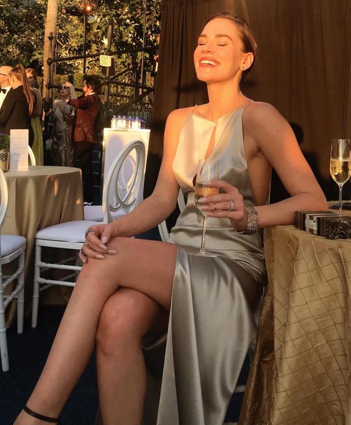 Криста Аллен на фото из Instagram