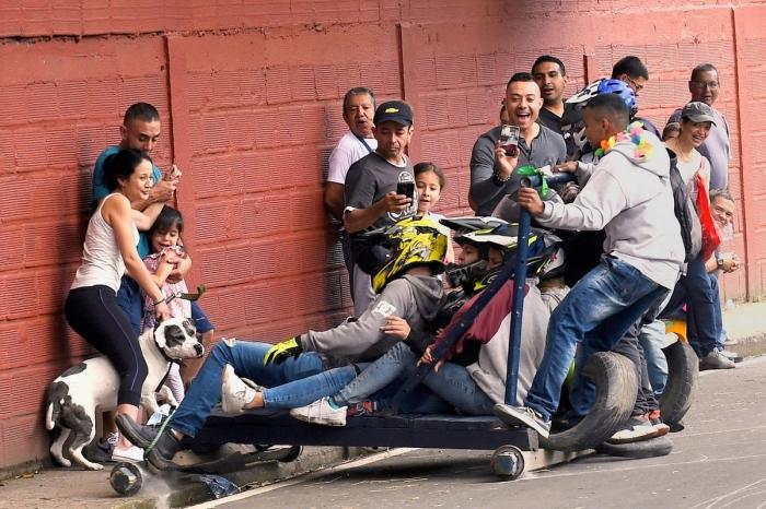 29-й автомобильный фестиваль в Медельине
