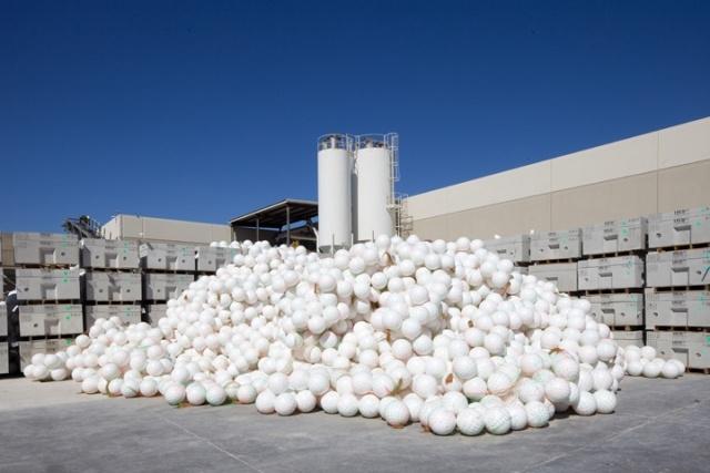 Для чего нужны эти пластиковые шары?