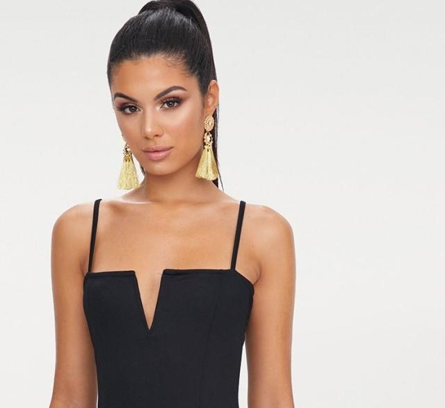 Заказала коктейльное платье в интернете...