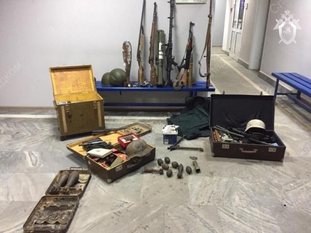 Московский участковый пытался обезвредить снаряд времён ВОВ топором