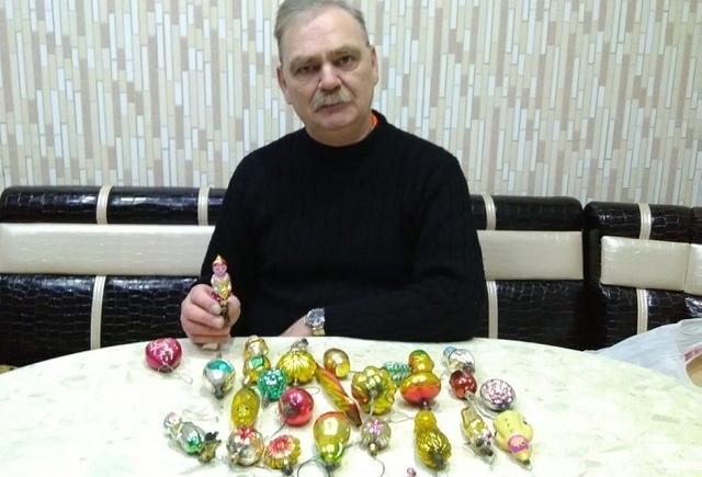 Житель из Екатеринбурга обнаружил на антресолях елочные игрушки стоимостью  ...