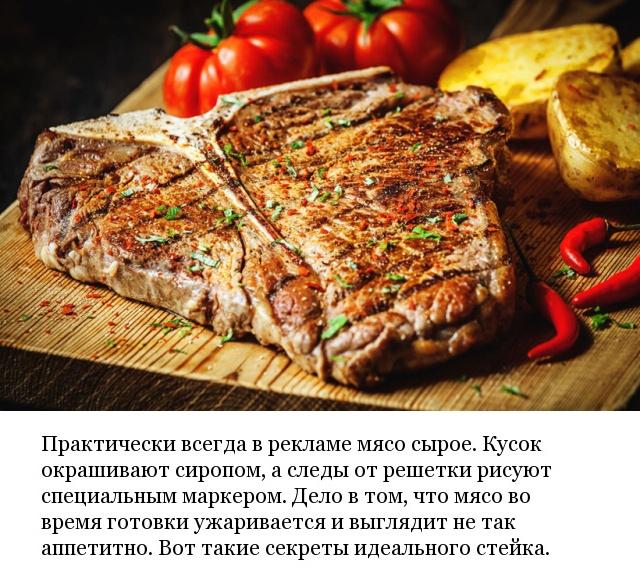 Как создают фотографии еды для рекламы
