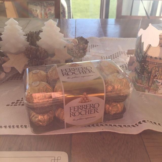 Рождественский розыгрыш над любителем сладостей