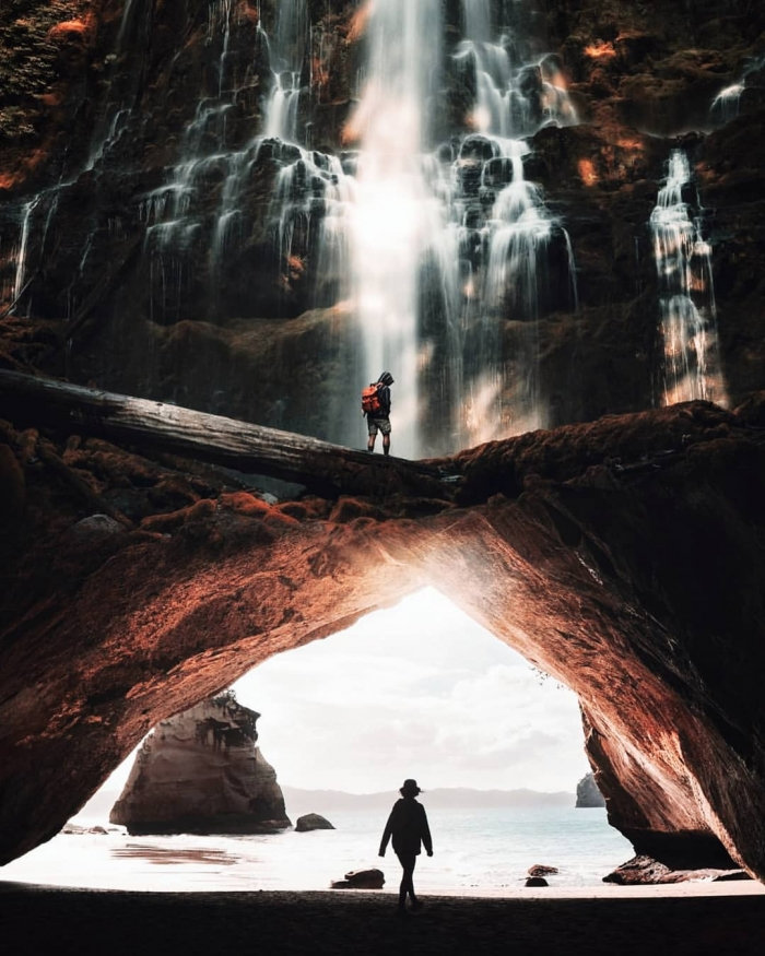 Захватывающие фотоманипуляции Фарзана Риа