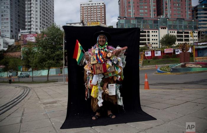 Интересные кадры из Латинской Америки