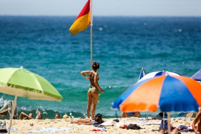 Аномальная жара в Австралии накануне нового года