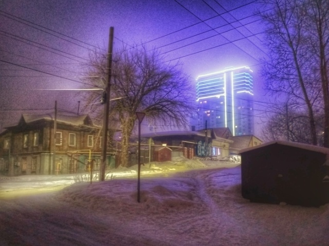 Киберпанк по-русски