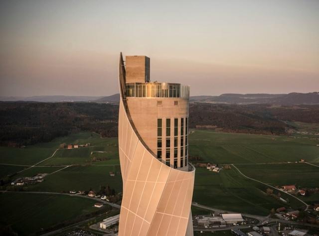 Как вы думаете, для чего нужно это необычное строение?
