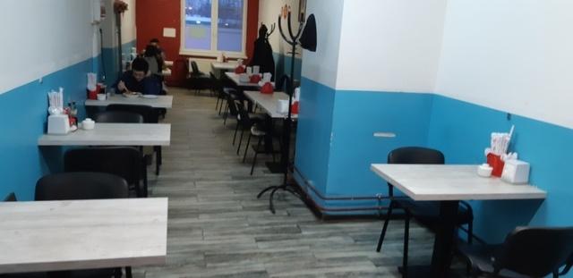 Секретная китайская столовая в Санкт-Петербурге