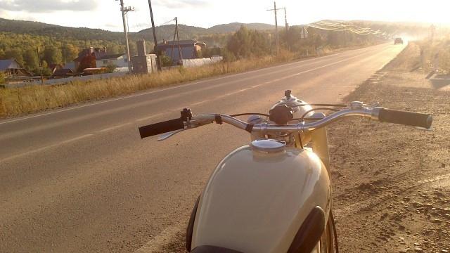Восстановление старого мотоцикла Иж Юпитер-2