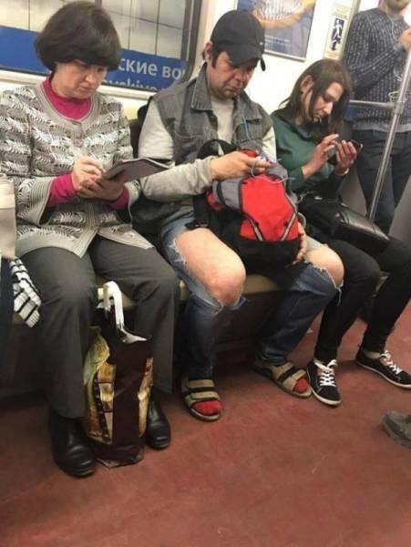 Модники и модницы, которых можно увидеть на улицах