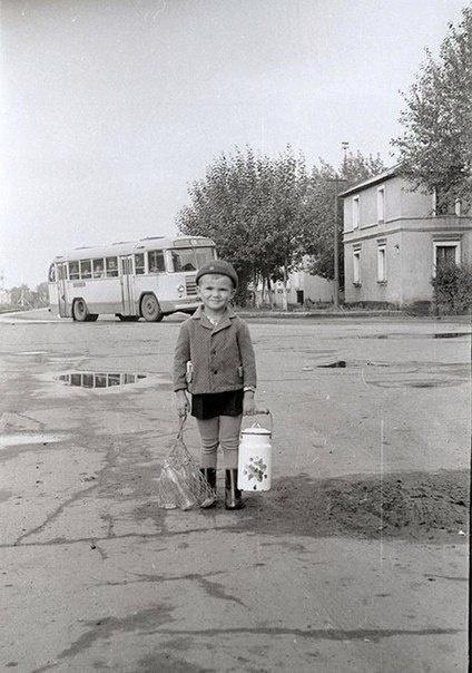 Фотографии из прошлого, вызывающие ностальгию