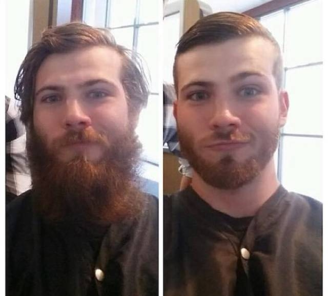 Как борода влияет на внешность мужчин