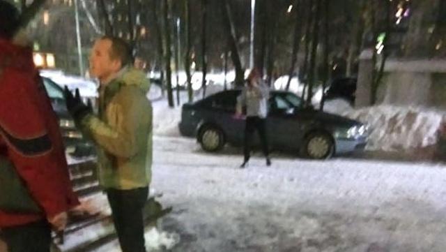 Житель Санкт-Петербурга Кирилл Куркин защитился от уголовников и теперь мож ...