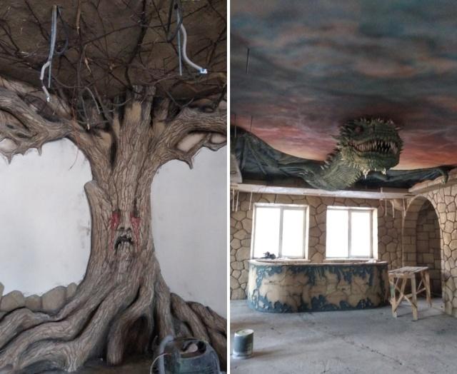 Дизайн помещения в стиле сериала