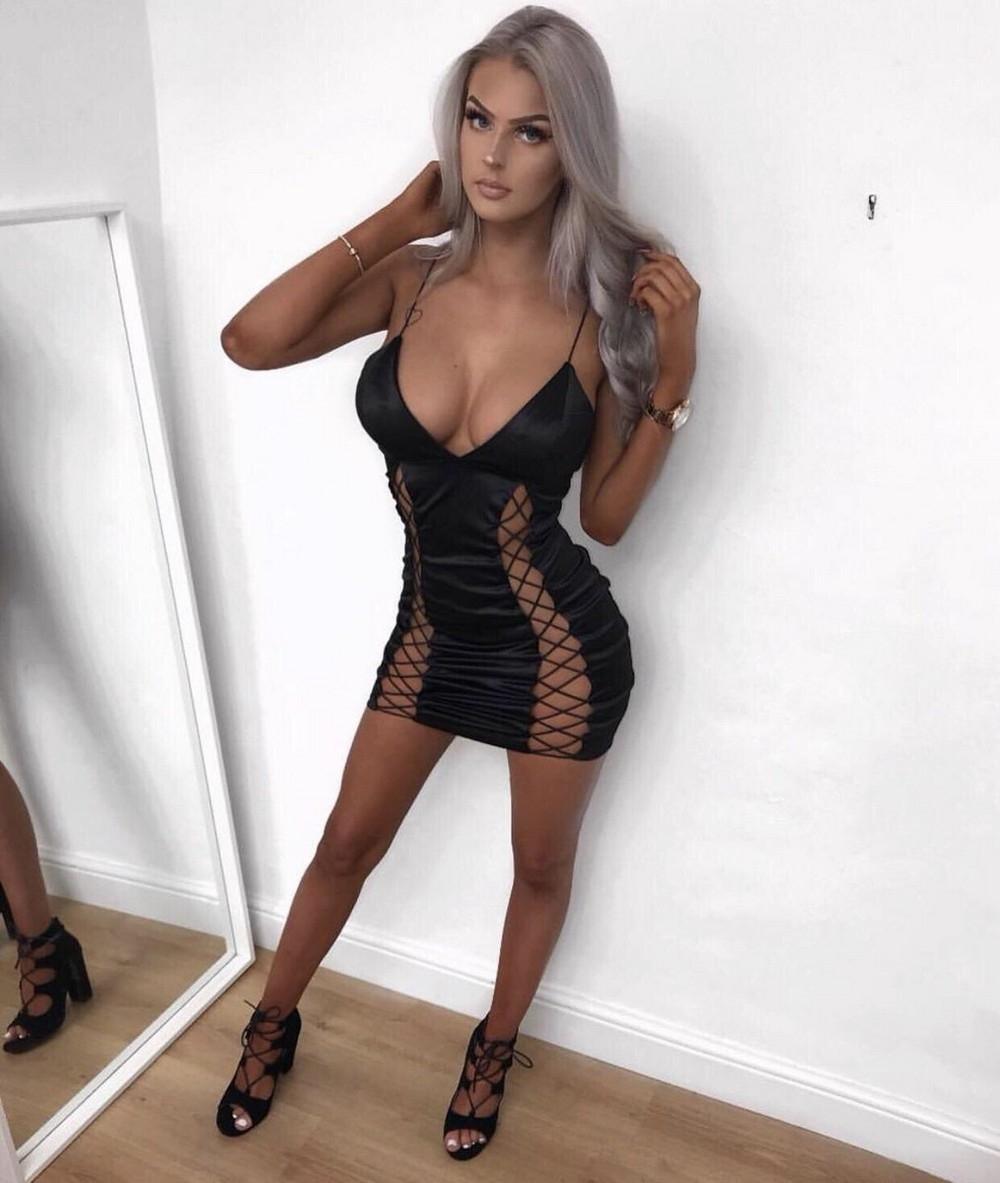 Супер фото самых секси девушек в облегающей одежде — img 9