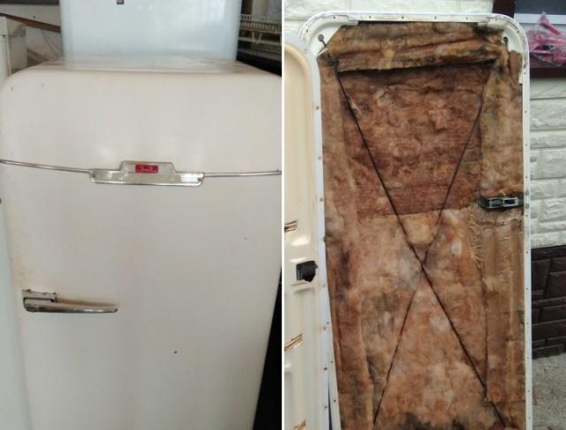 Вторая жизнь старого холодильника ЗИЛ-Москва