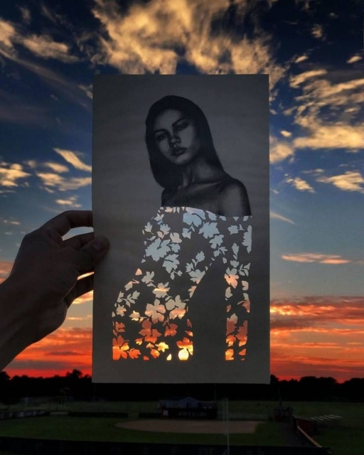Красочные снимки вместо тысячи слов