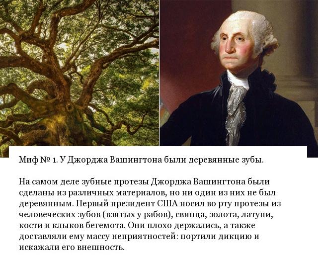 Разоблачение интересных исторических мифов