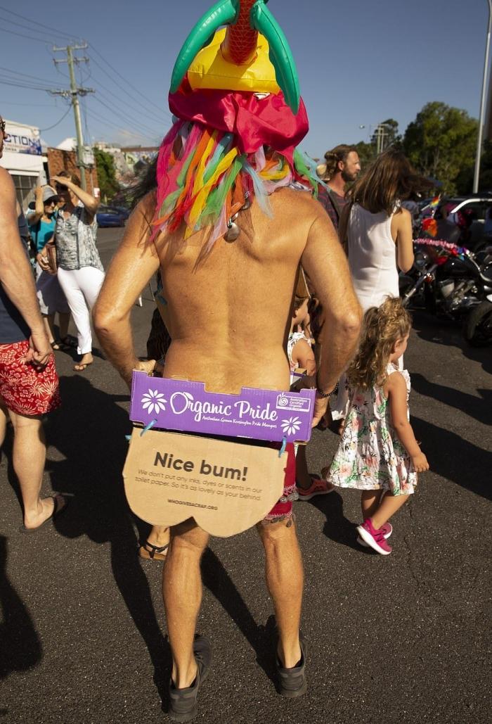 Много кожи и радужных цветов: новогодний Tropical Fruits Festival в Австралии