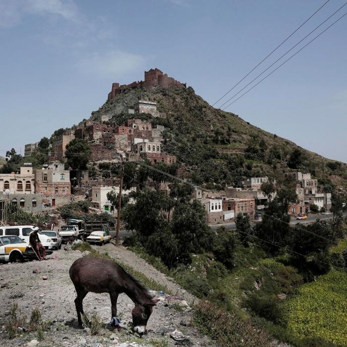 Интересные фотографии из Йемена