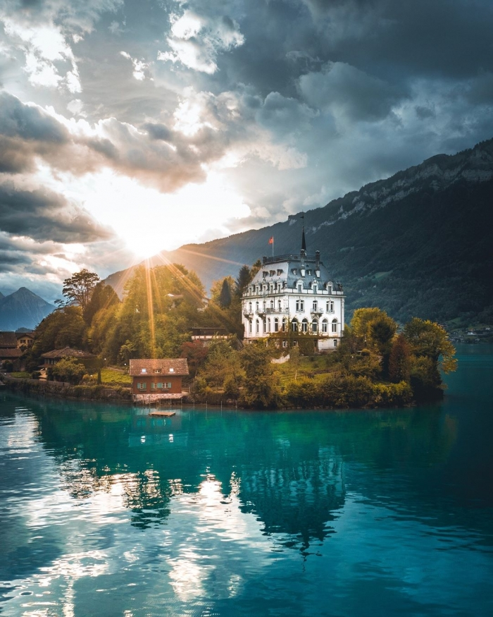 Захватывающие пейзажи и путешествия на снимках Юрга Хостеттлера