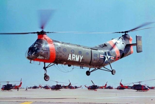 Пясецкий CH-21 - интересные факты о летающем банане