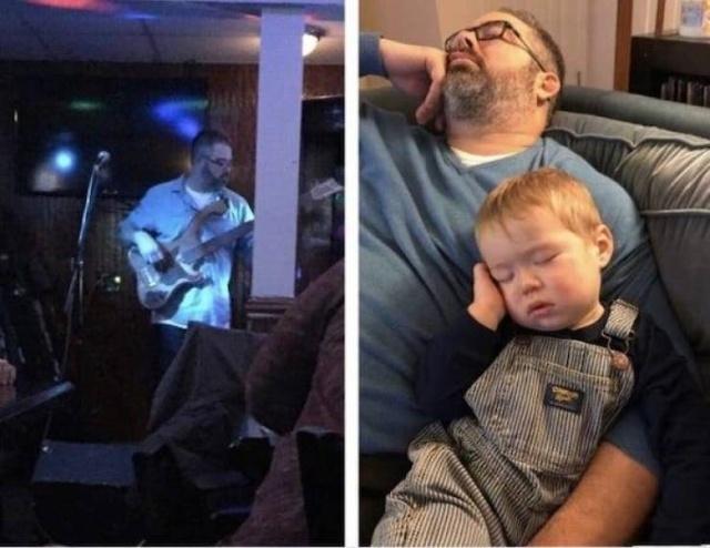 """""""До и после"""" рождения ребенка"""
