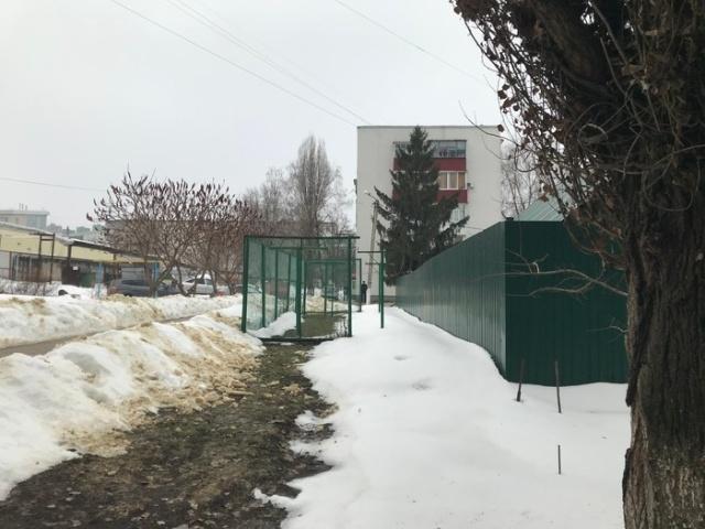 Детская игровая площадка в Белгороде