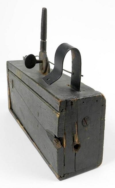 Необычное устройство XVIII века