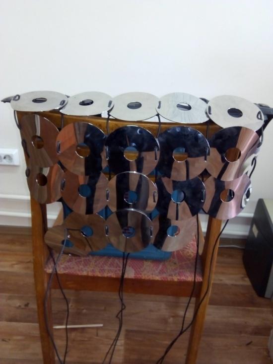 Креативная кольчуга айтишника своими руками