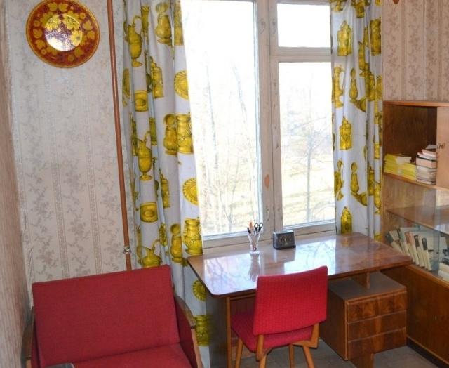 Квартира в Санкт-Петербурге, в которой ничего не изменилось за многие годы