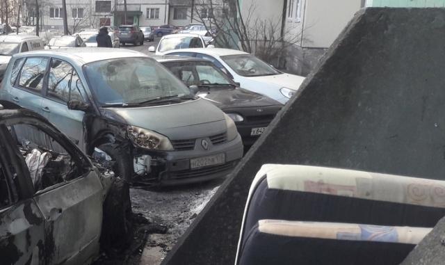 Жестокое наказание за парковку?