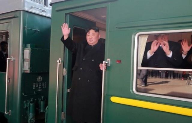 Как все устроено в бронепоезде Ким Чен Ына