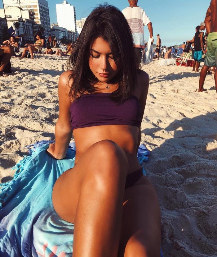 Горячие бразильские девушки из Instagram